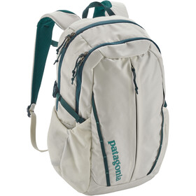 Patagonia Refugio Pack 26L Dames, birch white w/tidal teal
